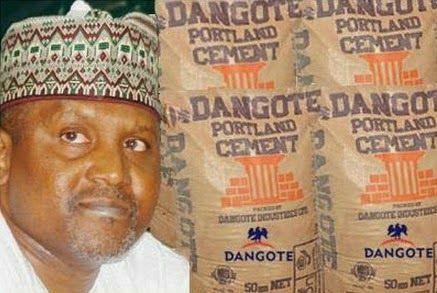 Indira Kobi's Blog: Dangote slashes Cement Price to just N1,000