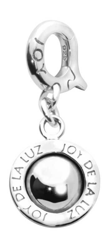 Joy de la Luz | Collection Ball silver  €55,00