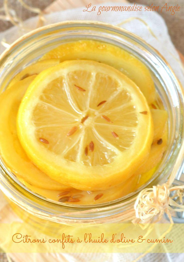 citron cumin huile olive conserve confit