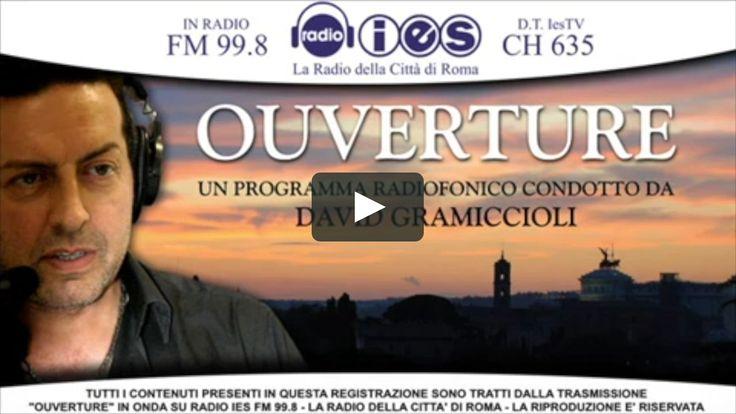155 ter Stralcio della trasmisssione Ouverture su RADIO IES novembre 2011 at http://ift.tt/2uqbQb3 caricato il July 05 2017 at 02:34PM
