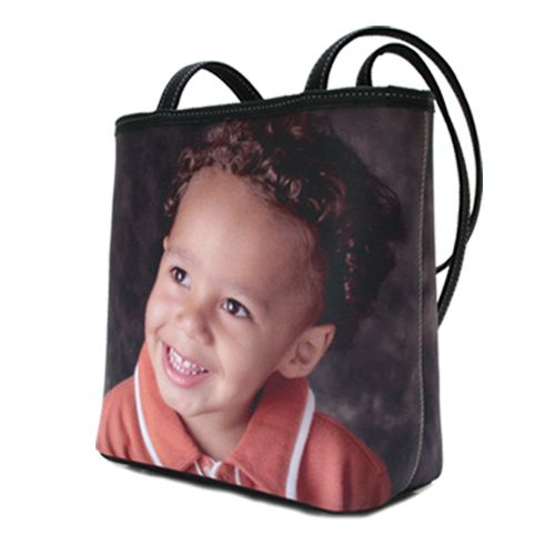 Photo Handbag - Canvas Medium Bag.  Excellent gift.  Customize with your photos.Made int he USA, find me on facebook Marcy Tobalsky or call/text me at 715-432-5303 to find out about being a rep for GA At home or for product info!