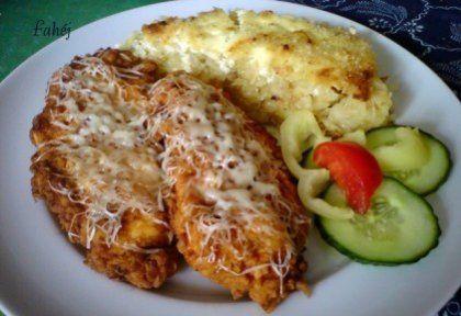 Tejfölben pácolt csirkemell tepsis reszelt krumplival | NOSALTY – receptek képekkel