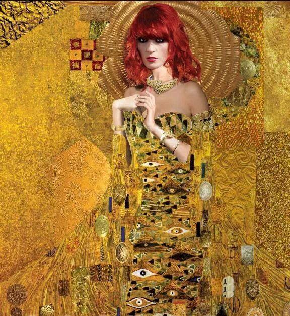 Florence by Klimt