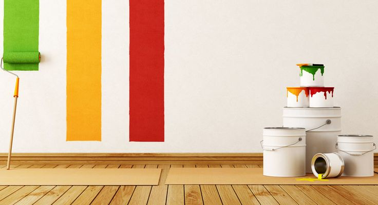 Let us share some interesting tips for selecting colors for your house:
