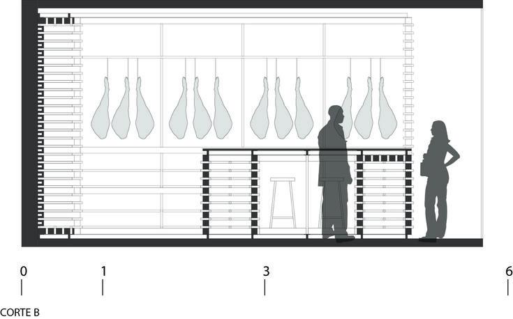 Gallery - Intersybarite Gourmet Store / Arquitectura Sistémica - 11