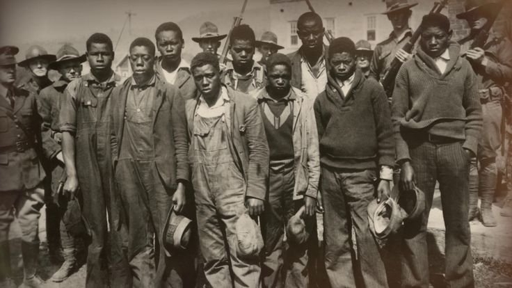 "March 26, 1931 - ""Scottsboro Boys"" Falsely Accused of Rape, Arrested"