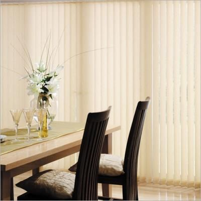 Good American Blinds Fabric Vertical Blinds. Get Adjustable Light Control With  This Collection Of Soft,