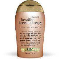 OGX Ever Straight - Brazilian Keratin Therapy Anti Breakage Serum