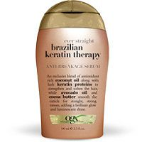 OGX Ever Straight - Brazilian Keratin Therapy Anti Breakage Serum