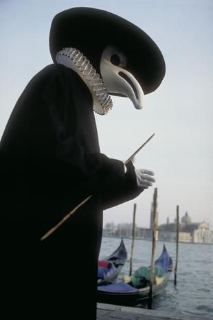 Venice Carnival | Photo Gallery | Portraits: Commedia dell'Arte masks | high resolution pictures