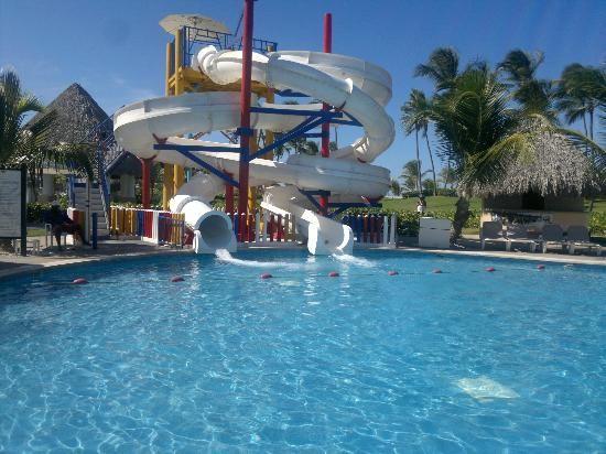 Hard Rock Hotel Amp Casino Punta Cana Waterslide Hard