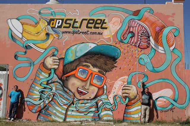 Crisarth. dpstreet. Arte Urbano. Graffiti.