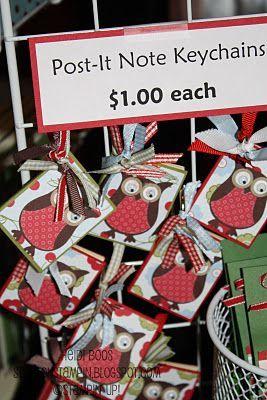 Many fall/Christmas craft fair ideas                                                                                                                                                                                 More