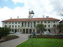 Die hoofstasie van Pretoria