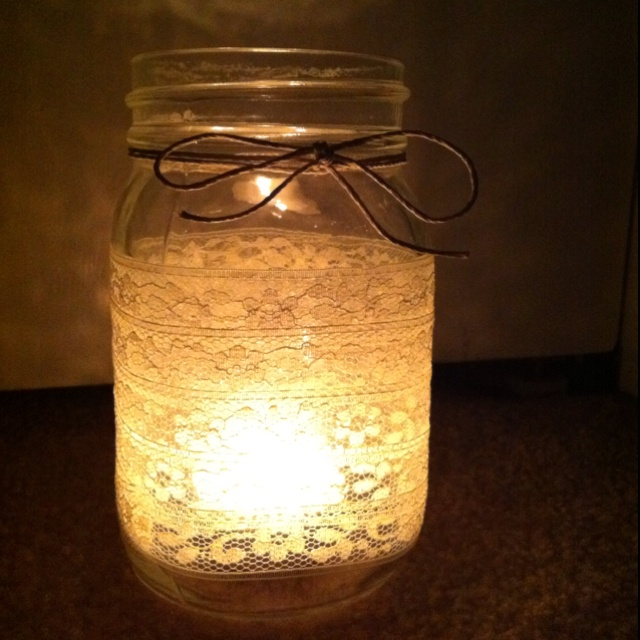 16 best mason jars images on pinterest good ideas glass for Mason jar holder ideas