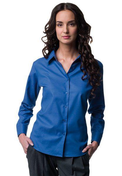 RUSSELL Camicia Oxford maniche lunghe