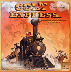 Colt Express on BoardGameGeek
