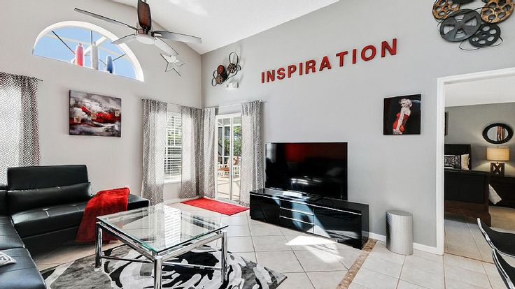 Welcome To «THE INSPIRATION VILLA»  WONDERFUL Vacation Rental Home Orlando Florida 5 minutes to Disney World & 15 minutes to Universal Studios.   VRBO: https://www.vrbo.com/786927 Our Professional Website:    THE LUXURY VILLAS ORLANDO http://www.theluxuryvillasorlando.com/Page_2.html  #vacation #rental #travel #vrbo #walt #disney #world #orlando #florida #universal #universalstudios