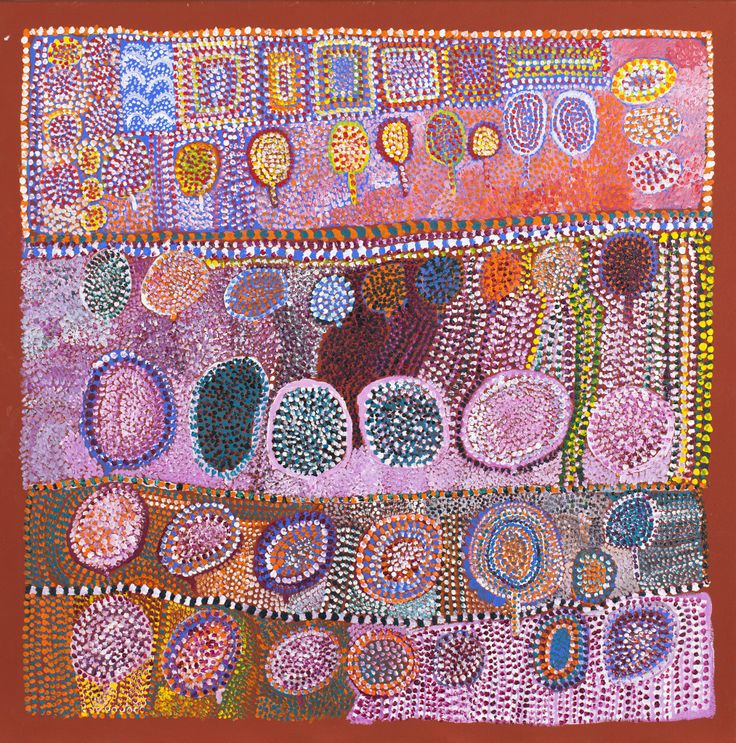 105-year-old Australian Aboriginal artist honored with U.S. ...