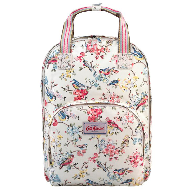 Blossom Birds Multi Pocket Backpack | Backpacks | CathKidston