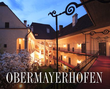 Schlosshotel Obermayerhofen in Sebersdorf in der Steiermark. Einer meiner ganz besonderen Lieblingsplätze!