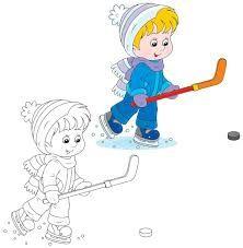 Резултат с изображение за 滚雪球的女孩卡通画图片