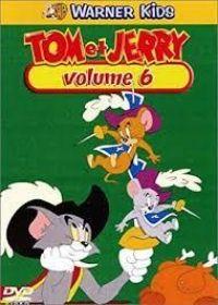 Tom et Jerry The Collection Vol6 FRENCH.DVDRiP.XviD.AC3    Support: Avi    Directeurs: Joseph Barbera, William Hanna    Année: 2004 - Genre: Animation / Court métrage / Comédie / Pour enfants - Durée: 88 m.    Pays: - Langues: Français