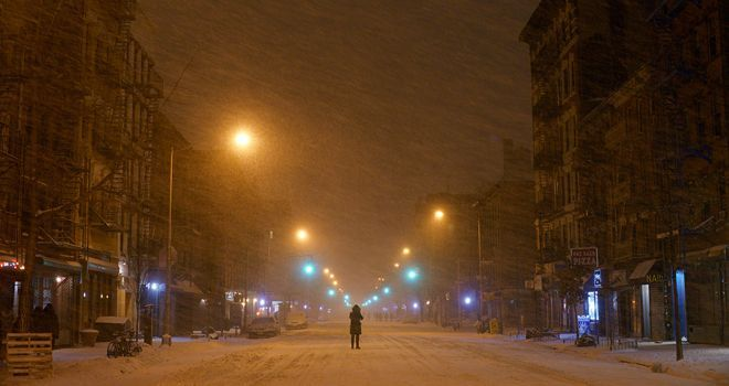 Fox News - Breaking News Updates   Latest News HeadlineGHOST TOWNS: Northeast blizzard keeps millions home as forecasters revise snow predictions downwards   Photos & News Videos