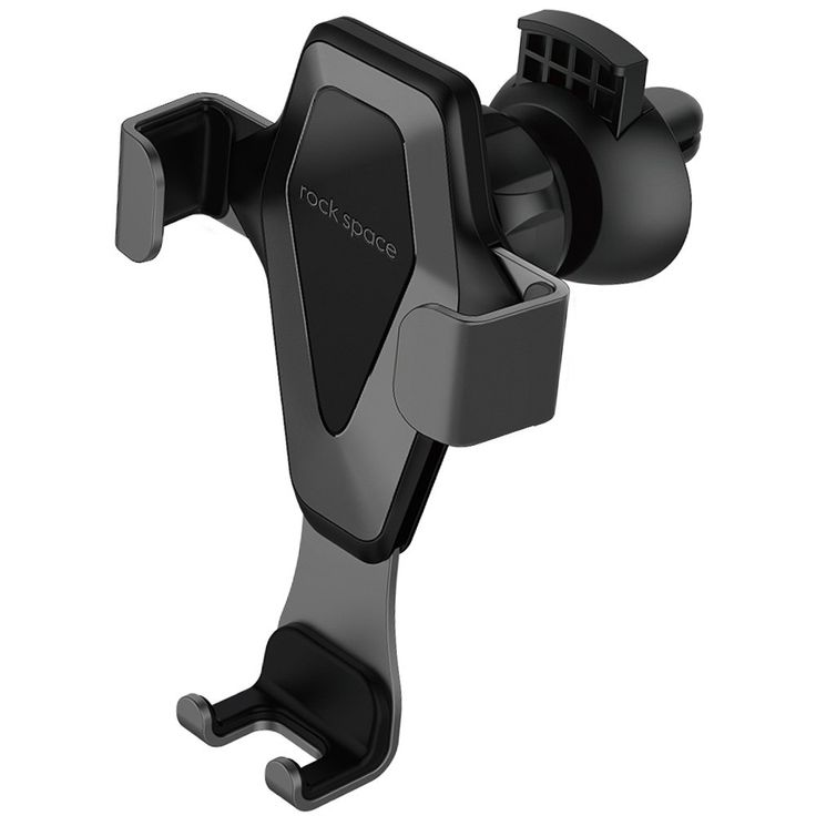 Cell Phone Car Mount - Smart No Touch Cell Phone Holder for Car, Air Vent Phone Holder with Auto Lock and Auto Release for iPhone X/8/7/7Plus/6s/6Plus, Samsung Galaxy/S8/S7/S6/Note 5, Nexus 6, etc.