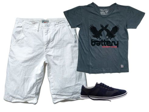 T-shirt: http://goo.gl/Ik6CTo Βερμούδα: http://goo.gl/qu7yzy Παπούτσια: http://goo.gl/u8Q24z