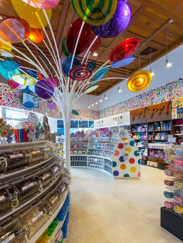 A Look inside the New Dylan's Candy Bar in Miami Beach - Anders Ruff Custom Designs, LLC