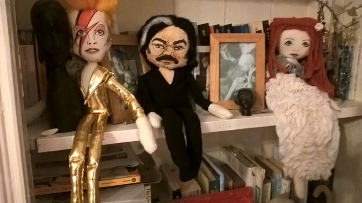 Ziggy , Toast and Florence  Rag dolls