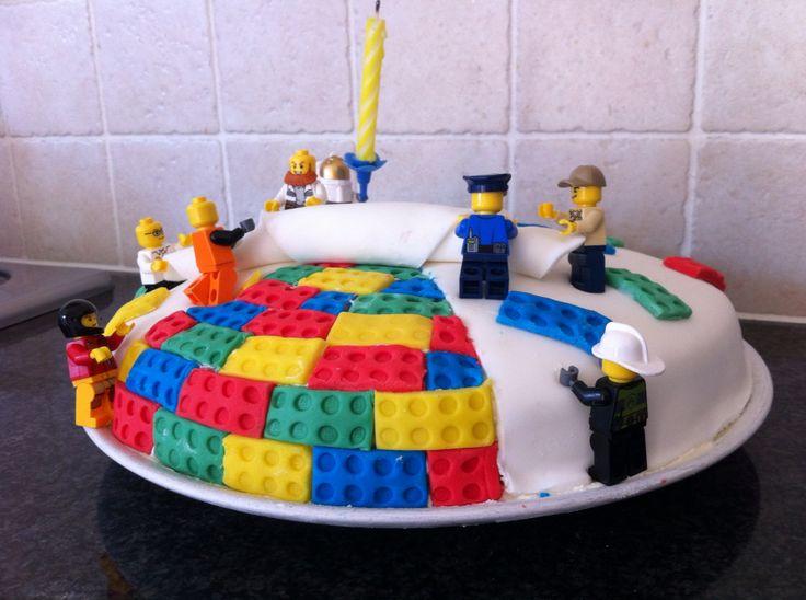 Voor Krijn zijn 7de verjaardag