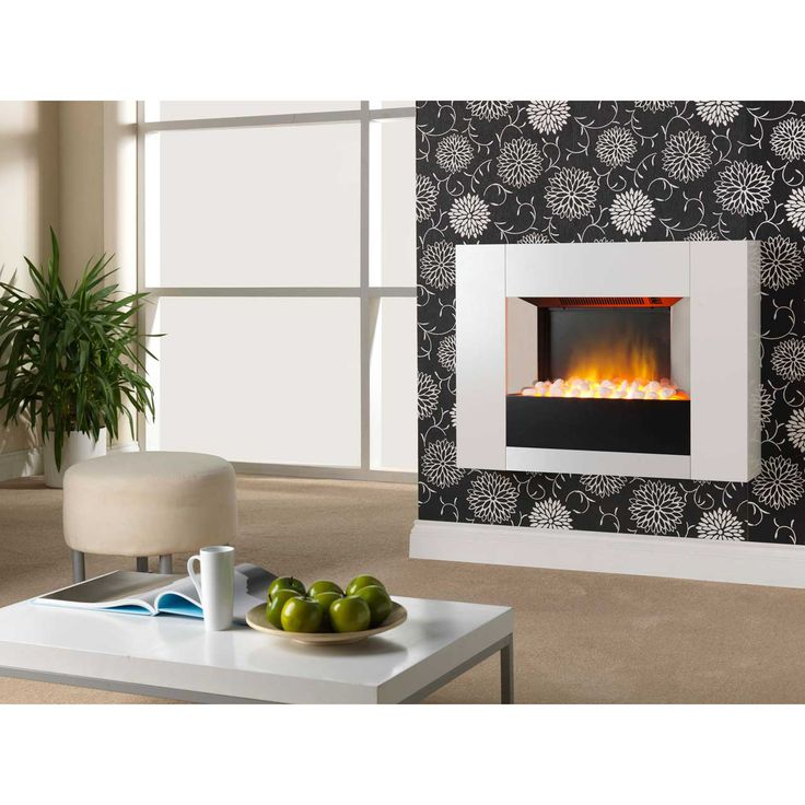 CLS20_WH | Dimplex Electric Fire | With Surround | ao.com