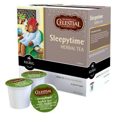 teas for keurig machine