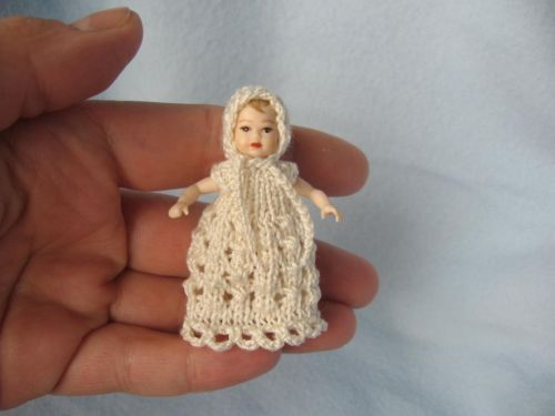 Miniaturkleidung für Heidi Ott Miniaturpuppen