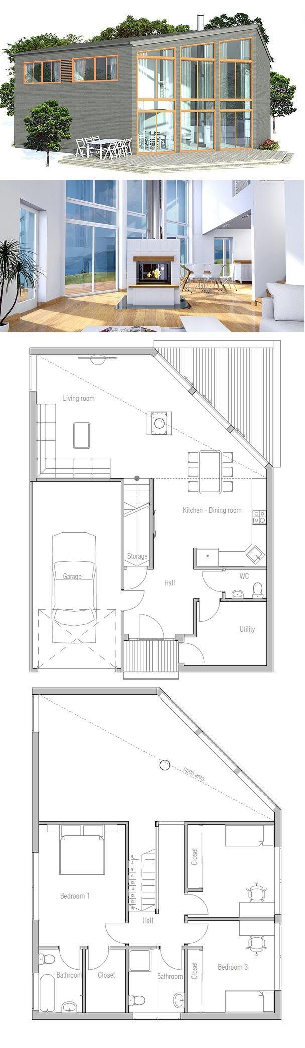 16 best narrow lots images on pinterest narrow lot house plans