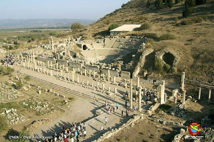 Efes Antik Kenti, Türkiye