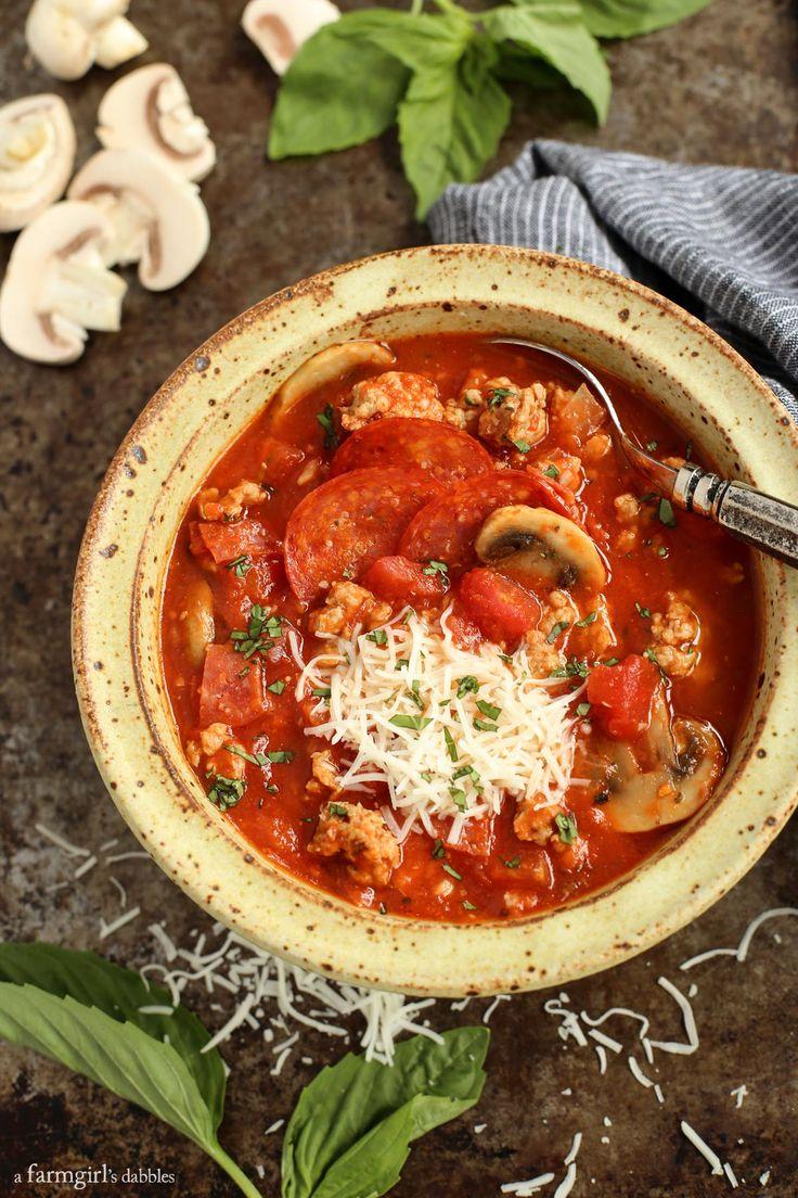 Soup Kitchen Meal 17 Best Ideas About Pizza Soup On Pinterest Paleo Tomato Soup
