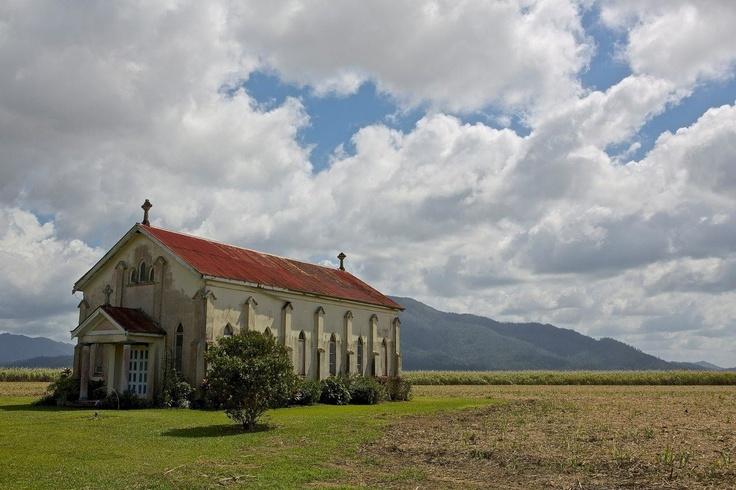 Sugar cane farm - Tully, North Queensland