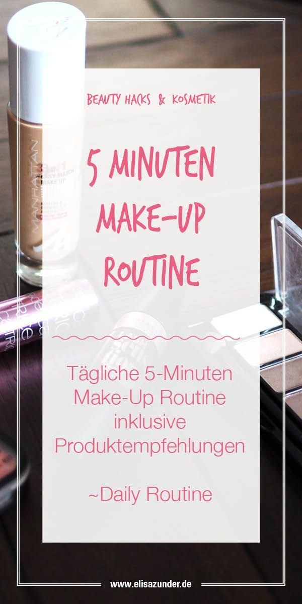 Beauty, Beautyprodukte, Make up Routine, Daily Make up, Daily Look, Beauty, Kosm…