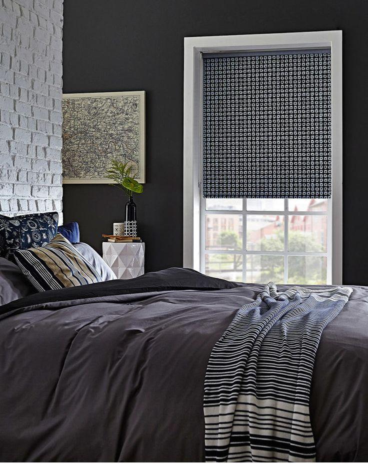 yatak odası stor perde modelleri 2017 - Kadın ve Trend - Moda , Güzellik , ve Sağlık Blogu
