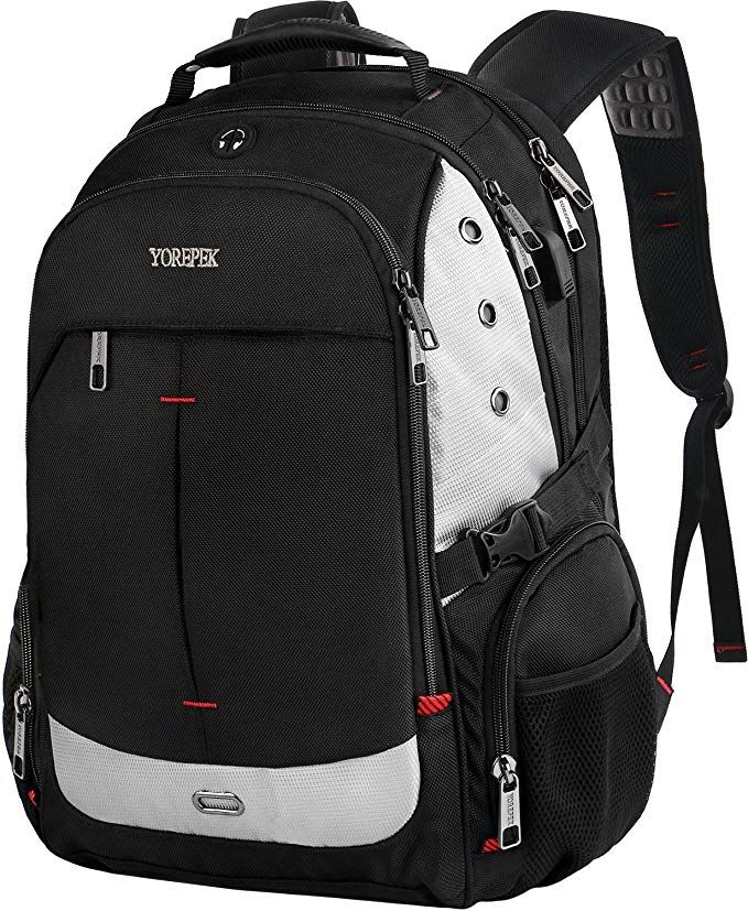 06c5f914da41 Large Laptop Backpack,Extra Large Travel Laptop Backpacks with USB ...