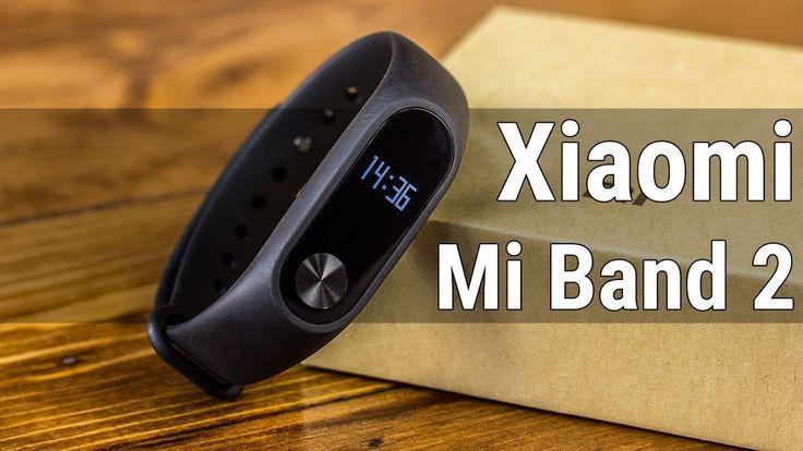 Оригинальный Фитнес браслет Xiaomi Mi Band 2 купить по смешной цене!
