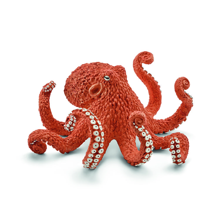 Maybe even an octopus for the pool pet collection.Octopus 2016 - Schleich Toys Animals Website