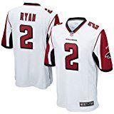 "Matt Ryan Atlanta Falcons Nike Game Jersey ""Ships from USA"" (White Medium)"