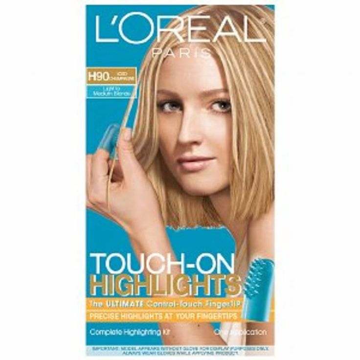 Hair Color With Highlights At Home