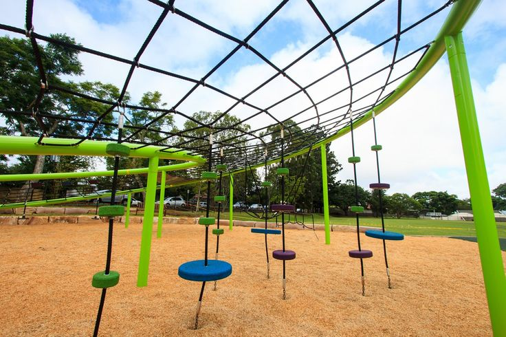 Commercial Playground Design | Toowoomba Anglican College and Preparatory School | Urban Play