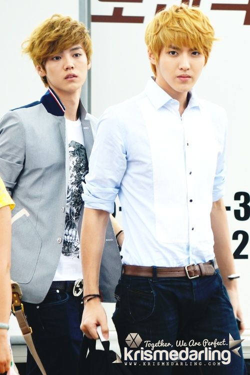 FUCK IT LUHAN & KRIS! ASDFGHJKLZXCVBN OMFG BOTH LUHAN AND KRIS IS SO HOT. MY BOYFRIEND AND MY HUSBAND AHAHAHA<3