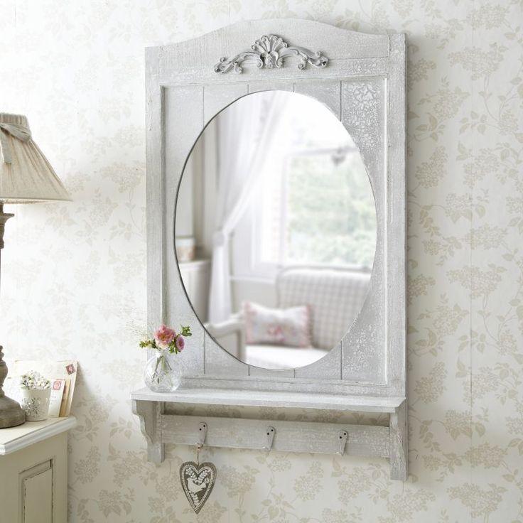 Photo Album For Website Decor Wonderland The Arch Frameless Mirror with Shelf Silver Metal